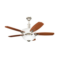 Kichler 300126PN Palla Polished Nickel with Maple Blades Fan alternative photo thumbnail