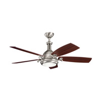 Kichler Lighting Saint Andrews 1 Light Fan in Antique Pewter 300135AP