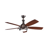 Kichler Lighting Saint Andrews 1 Light Fan in Oil Brushed Bronze 300135OBB alternative photo thumbnail
