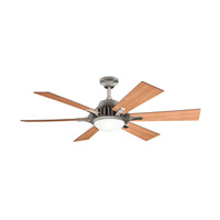 Kichler Lighting Valkyrie 3 Light Fan in Antique Pewter 300136AP