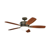 Kichler 300138OLZ Carlson Oiled Bronze with Cherry Ms-98510 Blades Fan alternative photo thumbnail
