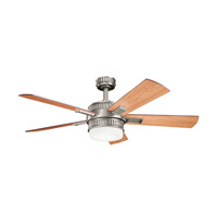 Kichler Lighting Walker 2 Light Fan in Antique Pewter 300139AP alternative photo thumbnail