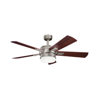 Kichler Lighting Walker 2 Light Fan in Antique Pewter 300139AP