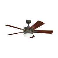 Kichler Lighting Walker 2 Light Fan in Oiled Bronze 300139OLZ alternative photo thumbnail