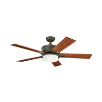 Kichler Lighting Talbot 3 Light Fan in Oiled Bronze 300140OLZ photo thumbnail
