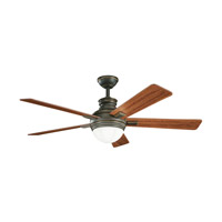 Kichler Lighting Brookfield Fan in Oiled Bronze 300141OLZ alternative photo thumbnail