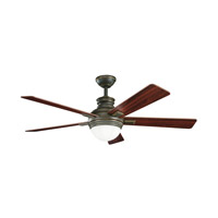 Kichler Lighting Brookfield Fan in Oiled Bronze 300141OLZ photo thumbnail