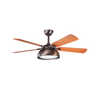 Kichler Lighting Vance 4 Light Fan in Oil Brushed Bronze 300142OBB alternative photo thumbnail