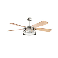 Kichler Lighting Vance 3 Light Fan in Polished Nickel 300142PN alternative photo thumbnail