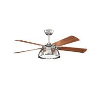 Kichler Lighting Vance 3 Light Fan in Polished Nickel 300142PN photo thumbnail