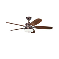 Kichler Lighting Fitch 3 Light Fan in Oil Brushed Bronze 300144OBB alternative photo thumbnail