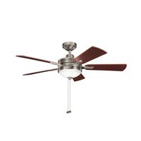 Kichler Lighting Logan 3 Light Fan in Antique Pewter 300148AP alternative photo thumbnail