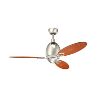 Kichler Lighting Merrick 1 Light 52 inch Fan in Brushed Nickel 300155NI7