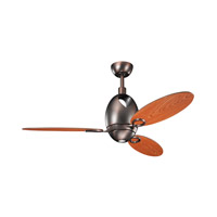 Kichler Lighting Merrick 1 Light 52 inch Fan in Oil Brushed Bronze 300155OBB photo thumbnail