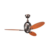 Kichler Lighting Merrick 1 Light 52 inch Fan in Oil Brushed Bronze 300155OBB
