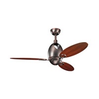 Kichler Lighting Merrick 1 Light 52 inch Fan in Oil Brushed Bronze 300155OBB alternative photo thumbnail