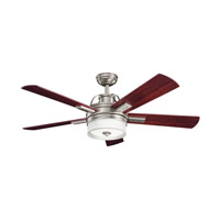 Kichler 300181AP Lacey Antique Pewter with Cherry Ms-98514 Blades Fan alternative photo thumbnail