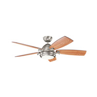 Kichler 300195AP Clayton 52 inch Antique Pewter with Cherry Blades Ceiling Fan