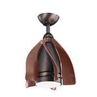 Kichler Terna 1 Light Fan in Oil Brushed Bronze 300215OBB
