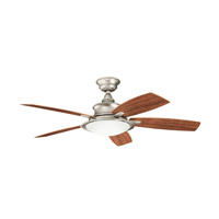 Kichler 310104NI Cameron Brushed Nickel with Walnut Ms-97503 Blades Outdoor Fan alternative photo thumbnail