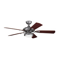 Kichler Lighting Aldrin Patio Fan in Weathered Steel Powder Coat 310127WSP photo thumbnail