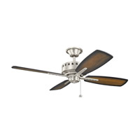 Kichler Eads Ceiling Fan in Brushed Nickel 310135NI