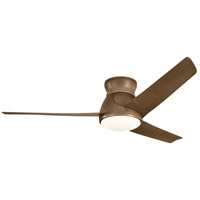 Kichler 310160WN Eris 60 inch Walnut Ceiling Fan