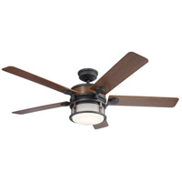 Kichler 310170AUB Ahrendale 60 inch Auburn Stained Ceiling Fan