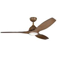 Kichler 310360WN Jace 60 inch Walnut Indoor Ceiling Fan