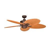 Kichler Lighting Crystal Bay Fan Motor Only in Tannery Bronze Powder Coat 320102TZP