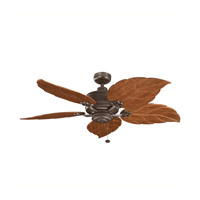 Kichler Lighting Crystal Bay Fan Motor Only in Tannery Bronze Powder Coat 320102TZP alternative photo thumbnail