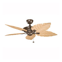 Kichler 320500CMO Canfield 52 inch Coffee Mocha with Blades Sold Separately Outdoor Fan alternative photo thumbnail