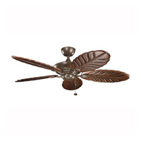 Kichler 320500CMO Canfield 52 inch Coffee Mocha with CMO (ABS) Blades Outdoor Fan alternative photo thumbnail