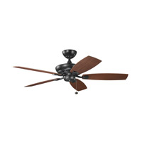 Kichler Climates Fan Blade Set in Weathered Copper Powder Coat 371015