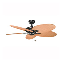 Kichler Lighting Canfield Fan in Satin Black (Blades Sold Separately) 320500SBK alternative photo thumbnail