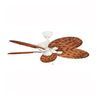 Kichler 320500SNW Canfield Satin Natural White with Blades Sold Separately Outdoor Fan alternative photo thumbnail