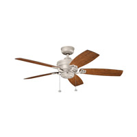 Kichler Climates Fan Blade Set in Distressed Black 371018