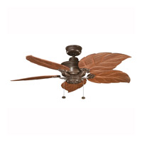Kichler Lighting Crystal Bay Fan in Coffee Mocha (Blades Sold Separately) 320510CMO alternative photo thumbnail