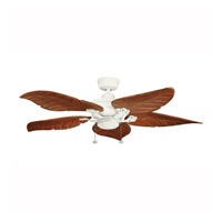 Kichler Lighting Crystal Bay Fan in Satin Natural White (Blades Sold Separately) 320510SNW alternative photo thumbnail