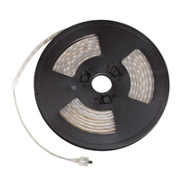 Kichler Lighting Exterior LED Tape IP67 High Output RGB 20ft in White Material 320RGBWH