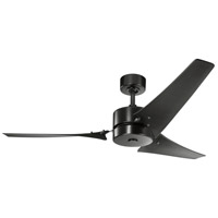 Motu 60 inch Satin Black Ceiling Fan