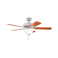 Kichler Renew Select Es 2 Light Fan in Brushed Stainless Steel 330103BSS