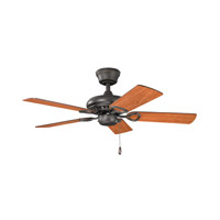 Kichler Sutter Place Fan in Olde Bronze 337013OZ