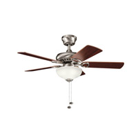 Kichler Lighting Sutter Place Select 3 Light Fan in Antique Pewter 337014AP alternative photo thumbnail
