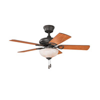 Kichler Sutter Place Select 3 Light Fan in Olde Bronze 337014OZ