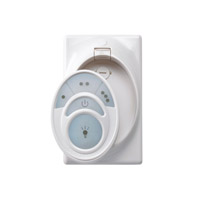 Kichler Lighting Limited Function Cooltouch Fan Accessory in White 337214