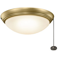 Kichler Signature Fan Light Kit in Natural Brass 338200NBR