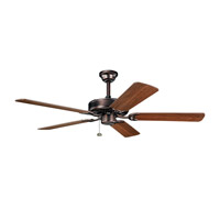 Kichler Lighting Sterling Manor Fan in Oil Brushed Bronze 339010OBB photo thumbnail