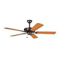 Kichler Lighting Sterling Manor Fan in Oil Brushed Bronze 339010OBB alternative photo thumbnail