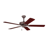 Kichler Lighting Sterling Manor Fan in Tannery Bronze 339010TZ